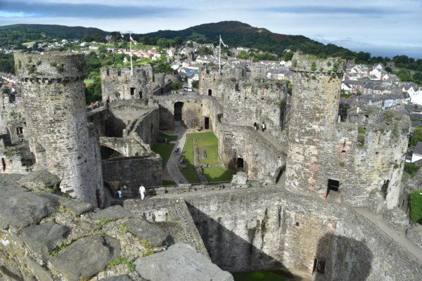 グウィネズのエドワード1世の城郭と市壁の画像 p1_11